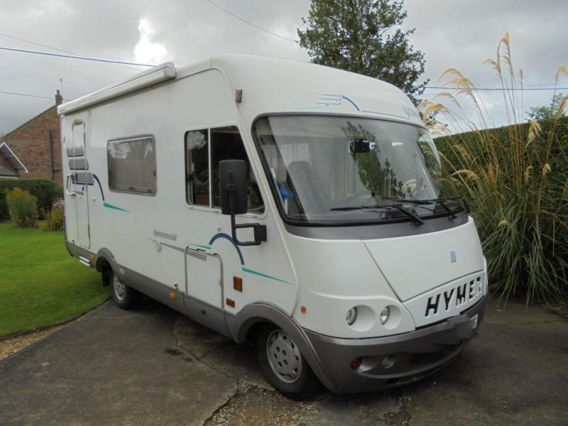 hymer b544 5 berth a class motorhome for sale in harrogate north yorkshire gumtree