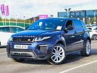 2016 Land Rover Evoque 2.0 TD4 HSE Dynamic Lux 5dr Auto 4x4 Diesel Automatic