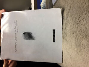 First year Police Foundations textbooks