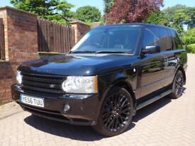 2006 56 Land Rover Range Rover 4.2 V8 auto Supercharged Vogue SE..STUNNING !!
