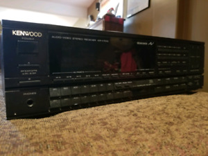 Kenwood Audio-Video Receiver