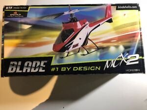 Blade mcx2 rc helicopter by Eflite