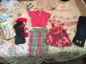 Toddler girls 2T spring/ summer lot