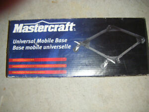 Mastercraft mobile base