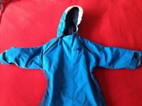 Snowsuit by Spotty Otter - Age 3-4 years