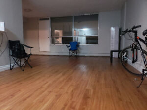 Offering 1 Bedroom in a 2 BR apartment
