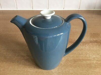Poole Cameo Blue Moon - 1 pt Coffee Pot Blue Moon Coffee
