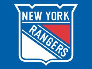 NY Rangers @ Buffalo Sabres - 100 Level Aisle Seats!!!