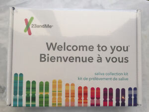 23 and me Health and Ancestry DNA kits
