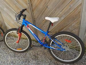 Girls 7- Speed Bike