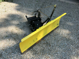 48-inch Front Blade for John Deere X500 Series