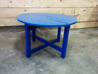 Kids Solid Wood Folding Table