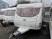 LUNAR CHATEAU 470/4 FIXED BED ***TAKE-AWAY PRICE £3495***