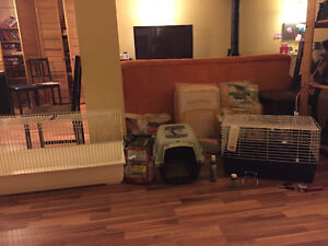 Cages & accessories for Small Animal - Petits Animaux West Island Greater Montréal image 1