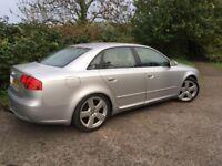 Audi A4 s line 2ltr tdi. 2006 reg.
