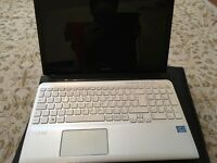 Sony Vaio Laptop With 256gb SSD i5 3230m 4gb ram and charger included