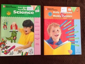 Grade 1 - math & science