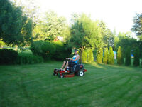 Professional Lawn Care at Student Pricing