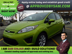 FIESTA - Payment Budget and Bad Credit? GUARANTEED APPROVAL.