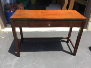 Desk or Can be used as Side Table