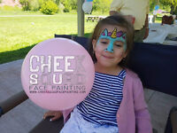 Face Painting for Parties and Events!