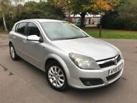Vauxhall Astra 1.6I 16V DESIGN (silver) 2006