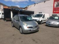 2004 53 Nissan Micra 1.2 *Automatic* S £1495