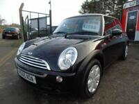2005 Mini Hatchback 1.6 One 3dr,12 months mot,Warranty,Px welcome,Low rate fi...