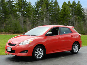 2010 Toyota Matrix XR TOURING