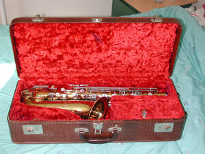 Saxophone alto   The Martin