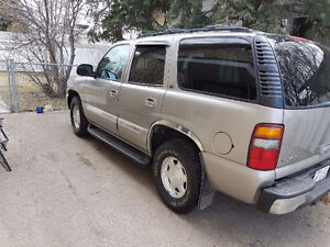 2003 GMC Yukon whats out there for trades??