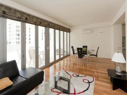 Luxury city centre apartment river views, young friendly flatties East Perth Perth City Preview