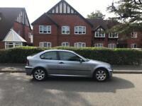 BMW 316 1.8 auto 2004MY ti SE Compact