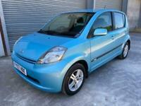 2007 DAIHATSU SIRION 1.3 SE AUTO GENUINE 33,000 MILES LONG MOT FSH 7 STAMPS WOW!