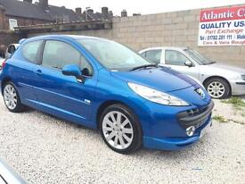 2006/57 Peugeot 207 1.6 THP 150 Sport XS ABSOLUTELY IMMACULATE CONDTION MUST SEE