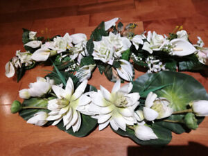Brand new wall, main door entrance decoration flowers, for home