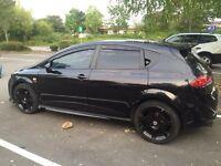 Seat leon 2.0tdi sport DSG k1 btcc
