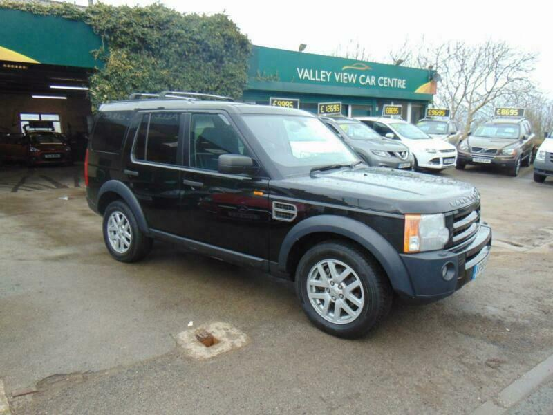 Land Rover Discovery 3 2.7TD V6 auto 2009 XS 4X4 DIESEL AUTO 7 SEATS