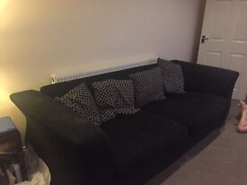 Sofa and 2 tub chairs - very good condition ....Reduced