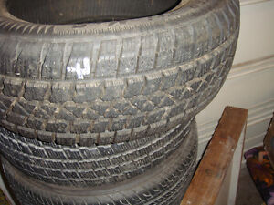 6  - 1995 Volkswagen Golf Steel rims with tires With 1extra tire Strathcona County Edmonton Area image 7
