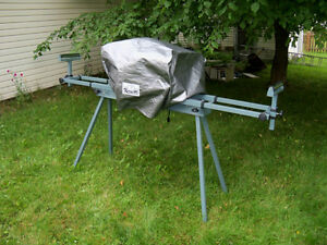 The Kerry-All Sliding Compound Miter Saw Cover