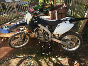 crf450 for sale or trade