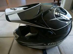 Casque xs pour VTT motocross 4 roues