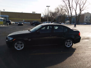 2011 BMW 328i xDrive + 4 winter tires