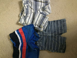 6-12 Months Baby Boy Shorts /Swim Shorts Take All For 10