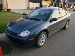 2001 Dodge/Chrysler Neon