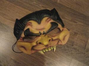 Plusieurs masques