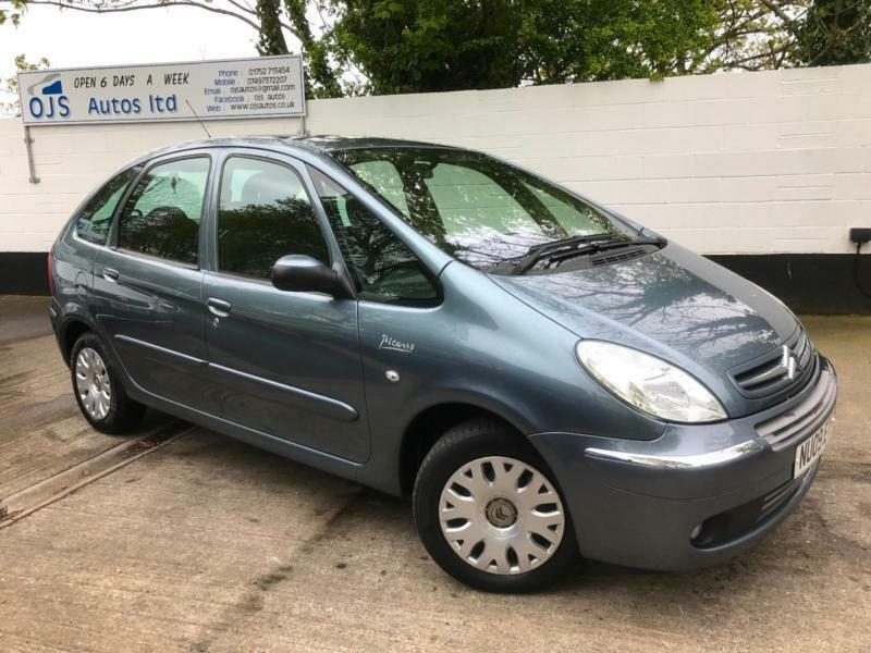 citroen 2009 xsara picasso desire 16v petrol manual mpv in grey in plymouth devon gumtree. Black Bedroom Furniture Sets. Home Design Ideas