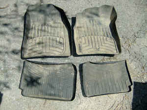 Chev HHR Weather Tech Floor Mats - USED