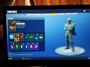 FORTNITE ACCOUNT FOR SALE/LOOKING FOR TRADE TIER 100